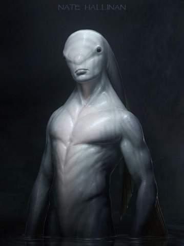 Wie findest du ein Hybrid zwischen Mensch und Delphin?