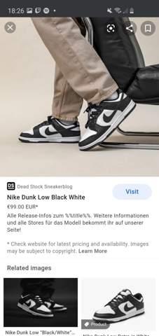 Wie findet die Schuhe?