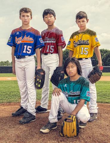Baseball Jersey - (Trikot, Shirt, Baseball)