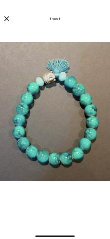 Wie findet ihr das Armband als buddhistischen Glücksbringer?