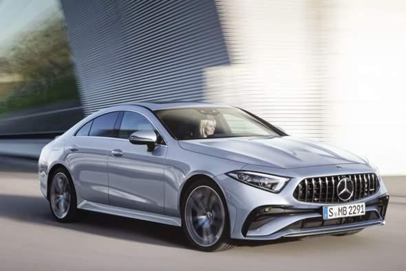 Wie findet ihr das Design des Mercedes CLS Facelift (2021)?