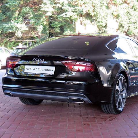 Wie findet ihr das Design vom Audi A7?
