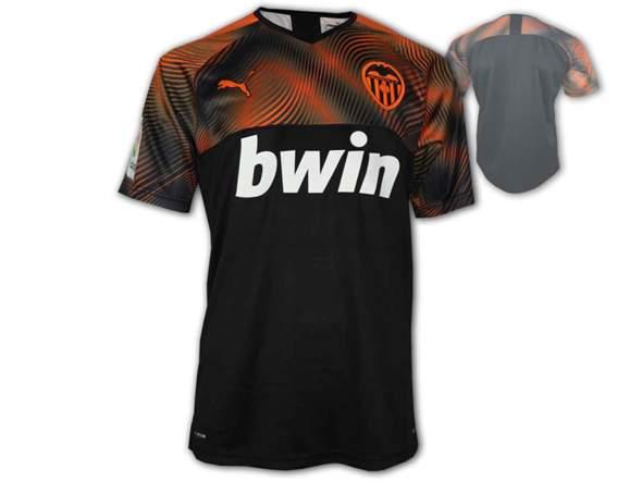 Wie findet ihr das FC Valencia Trikot?