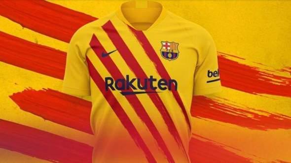 Wie findet ihr das neue 4 Trikot vom FC Barcelona?
