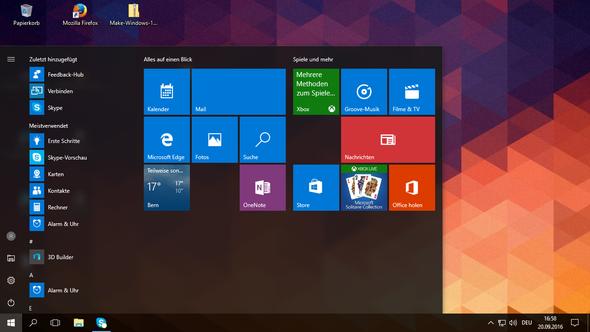 Bild - (Update, Windows 10, neu)