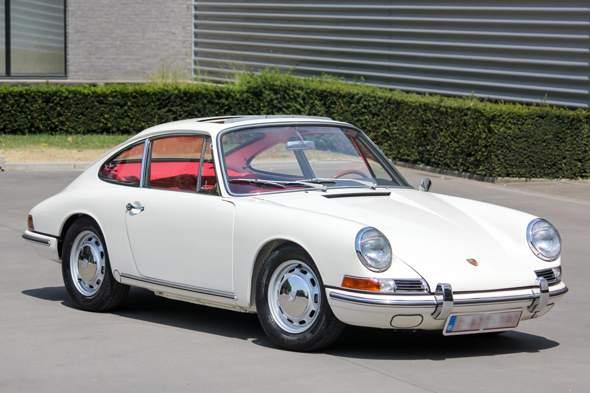 Wie findet ihr den 1965er Porsche 911 (optisch)?