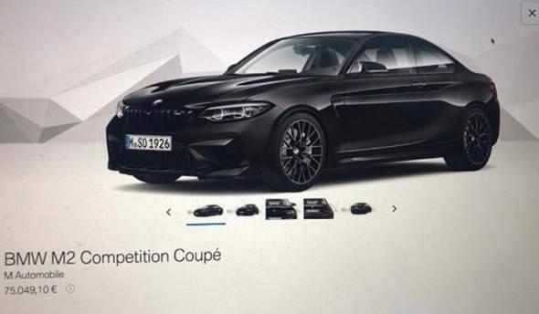 Wie findet ihr den BMW M2 Competition?