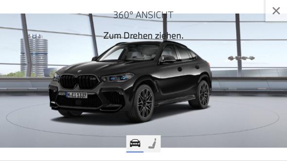 Wie findet ihr den BMW X6 M Competition?