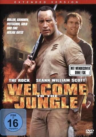 wie findet ihr den film Welcome to the jungle selber?