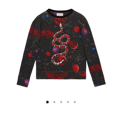 Wie findet ihr den Gucci Pullover?