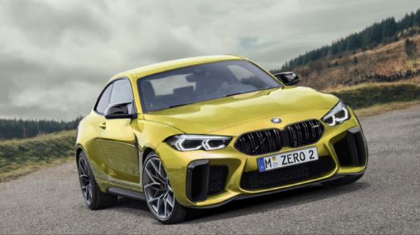Wie findet ihr den kommenden BMW M2?