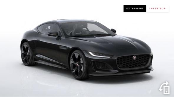 Wie findet ihr den neuen Jaguar F-Type (mit V8)?