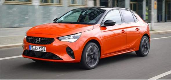 Wie findet ihr den Opel Corsa E?
