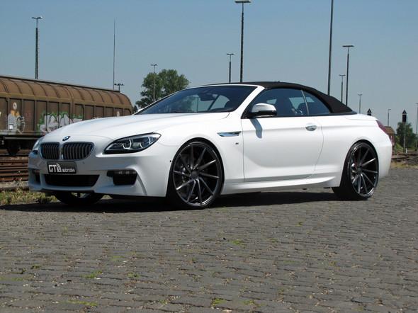 Wie findet ihr denn BMW 640D (F12)?