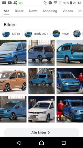 Wie findet ihr Design technisch den neuen VW caddy?