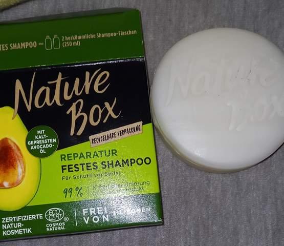 Wie findet ihr die festen Shampoos von Nature Box?
