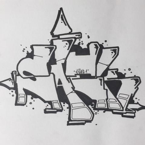 Wie findet ihr die graffitis?