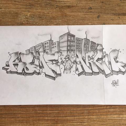 Wie Findet Ihr Die Graffitis Zeichnen Malen Comic