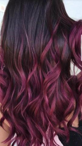 Wie findet ihr die Haarfarbe?