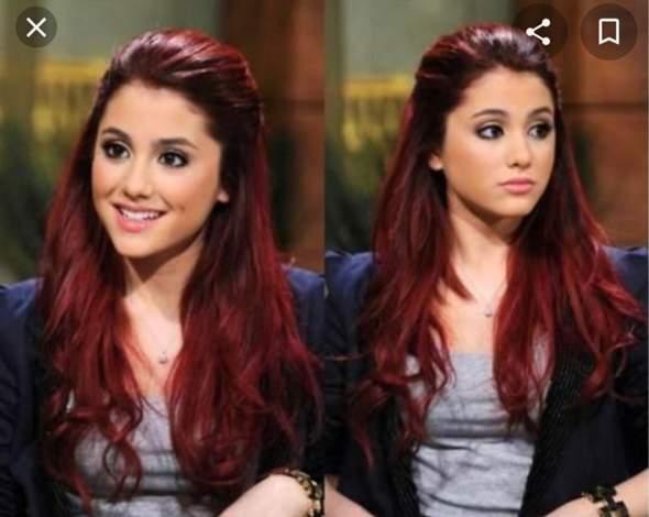 Wie findet ihr die Haarfarbe k?
