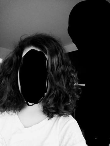 Möchte mein Gesicht nicht zeigen - (Beauty, Locken)