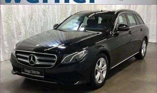 Wie findet ihr die Mercedes E-Klasse optisch ?