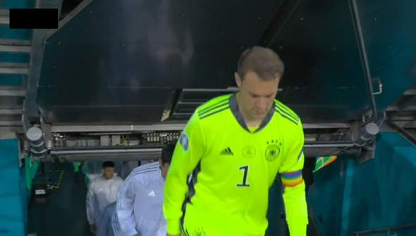 How do you find the Rainbow Armband of Manuel Neuer?
