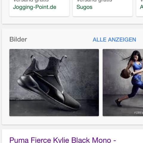 Wie findet ihr die Schuhe für ein Mädchen von Puma  Sind die gut  ( 721c5f074b