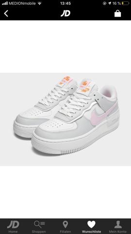 - (Schuhe, Nike, Ai force 1)