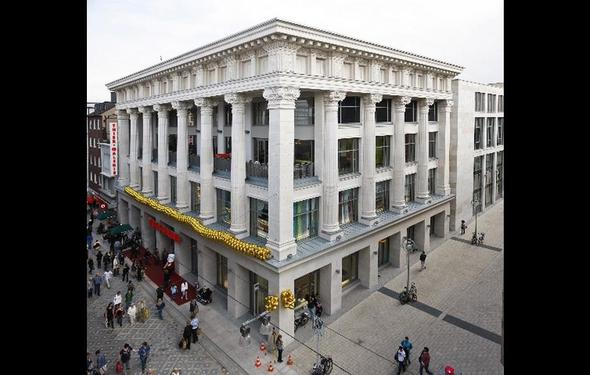 Haupteingang der Thier Galerie:) - (Mode, shoppen, Stadt)