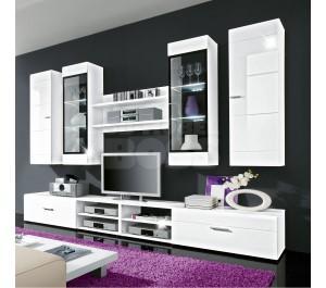 Elegant Die Wohnwand   (Farbe, Möbel, Zimmer)