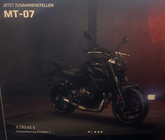 Wie findet ihr die Yamaha MT-07 als A2-Bike?