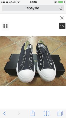 Chucks - (Chucks, Converse)
