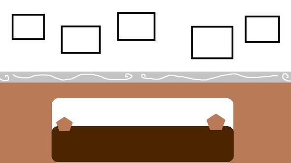 Wohnzimmer - (Wohnung, Gestaltung)
