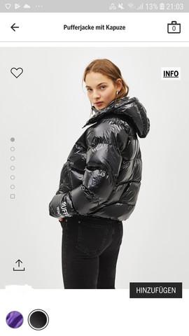 Wie findet ihr diese Jacke? (von bershka)?