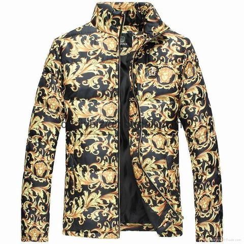 Wie findet ihr diese Jacke von Versace ?