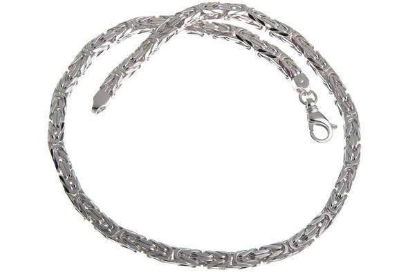 Wie findet ihr diese Kette (Silber 925 Silber, 6 x 6  mm)?