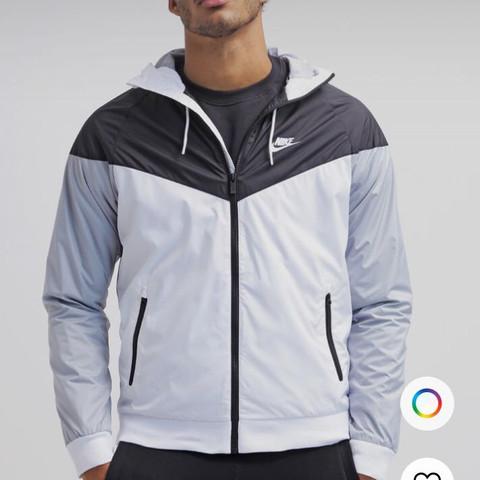Wie findet ihr diese Nike-Jacke?