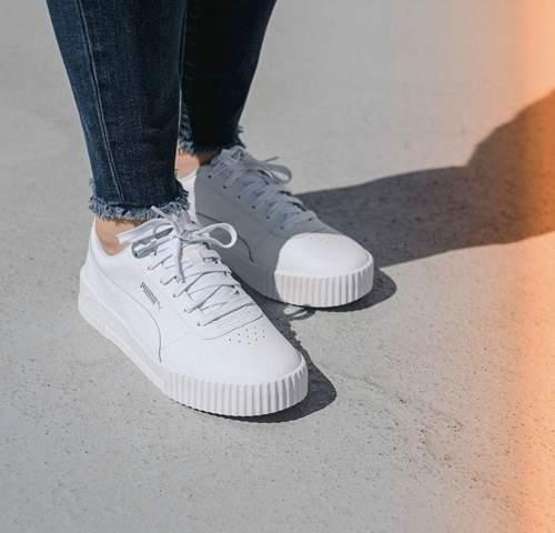 Wie findet ihr diese Schuhe für eine junge Frau?