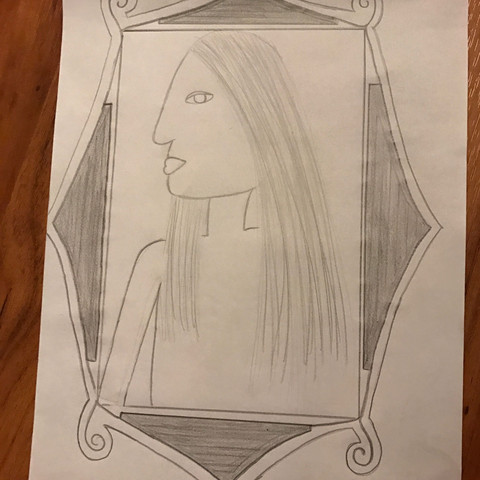 Das 3. - (zeichnen, malen, Zeichnung)