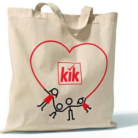 Wie findet ihr diese Tasche zum Shoppen gehen?