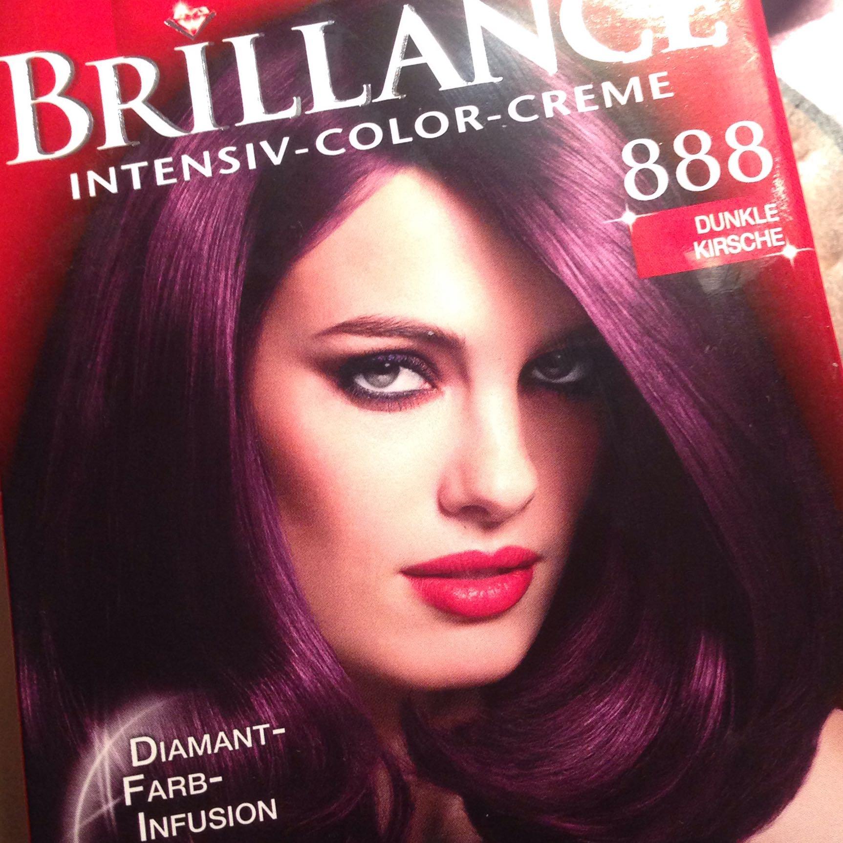 Wie findet ihr diese violett, rote Haarfarbe? (Haare, rot, dunkel)