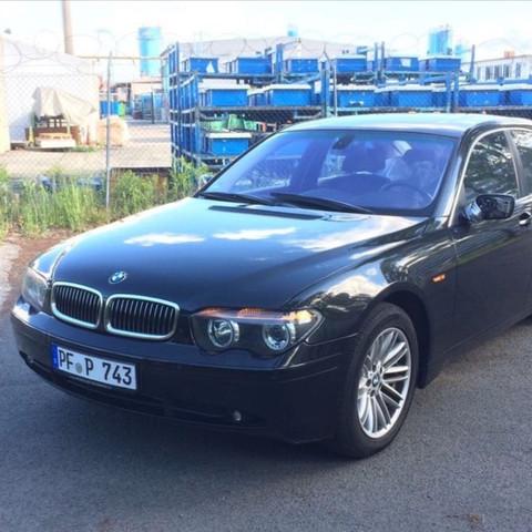 Bild 3 - (Auto, KFZ, BMW)