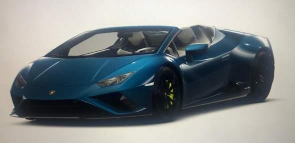 Wie findet ihr diesen Lamborghini Huracan Evo RWD Spyder?