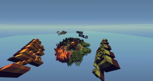 Spawn - (Minecraft, bauen, Mc)