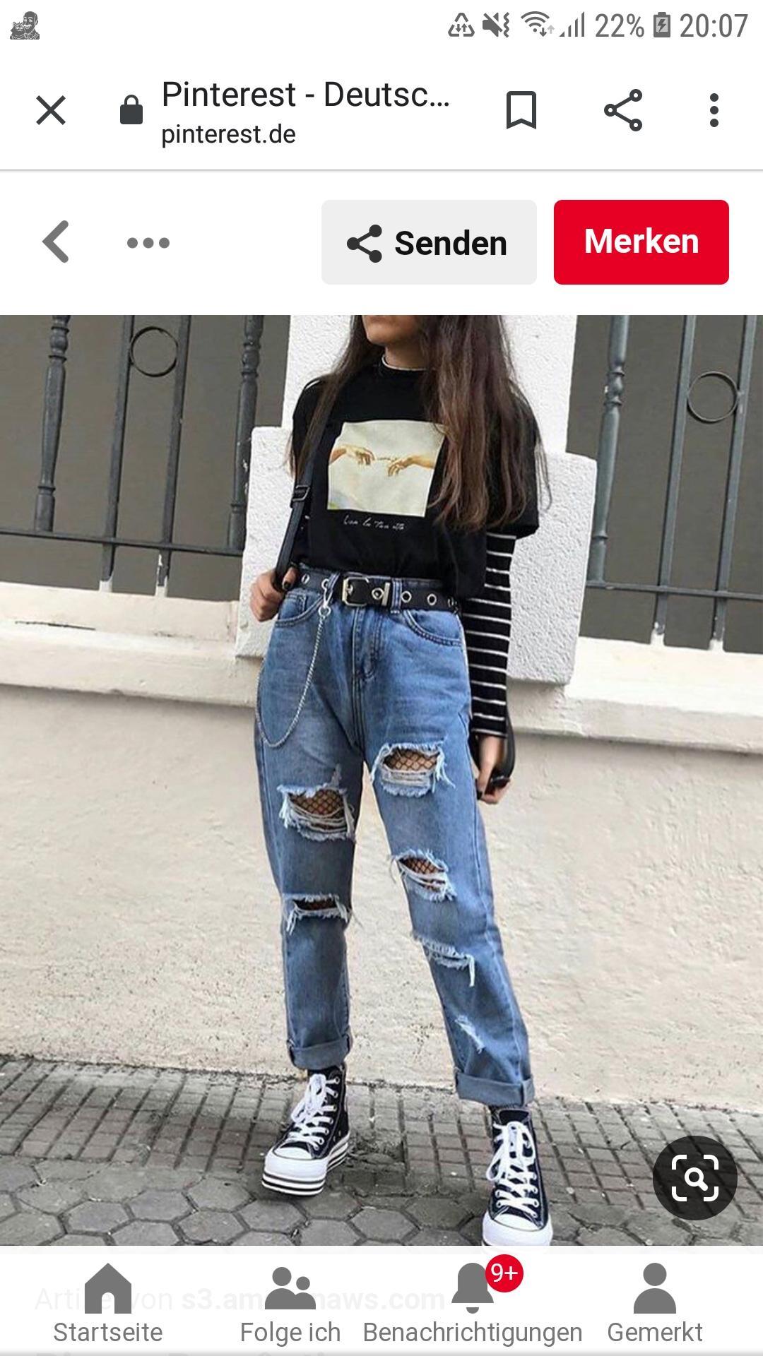 Wie findet ihr diesen Style bei Mädchen? (Internet, Jungs