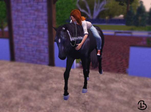 ... - (Sims, bearbeiten, Gimp)