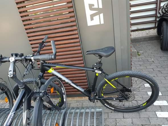 Wie findet ihr dieses Fahrrad?