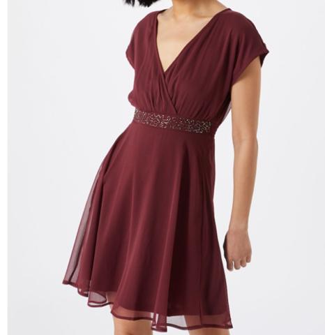 Wie Findet Ihr Dieses Kleid Fur Eine Hochzeit Und Welche Farbe Weinrot Rose Oder Blau Frauen Mode Kleidung
