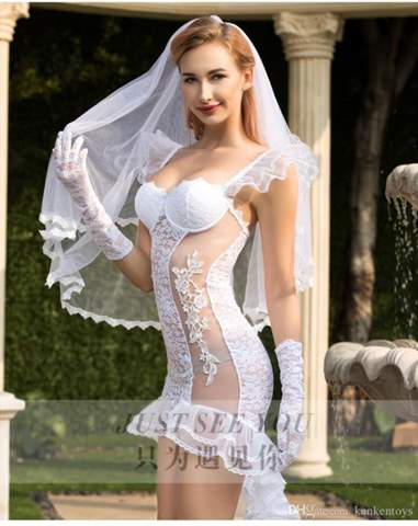 - (Mode, Kleid, sexy)